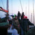 Zawody morskie z kutra